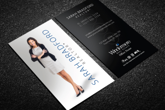 Windermere Real Estate Business Cards Free Shipping